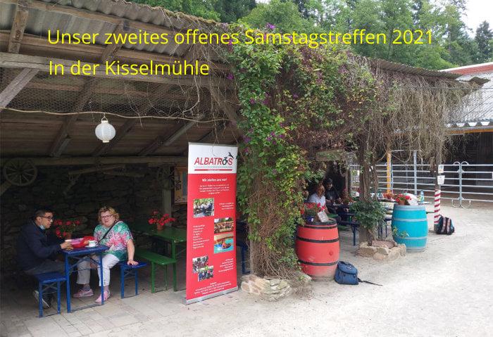 2. Offenes Samstagstreffen in der Kisselmühle