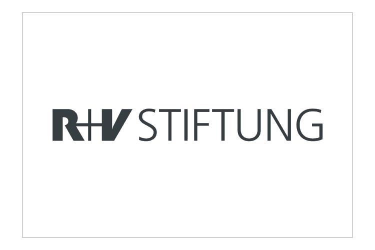 Logo r+v stiftung